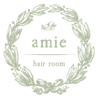 amie hair roomロゴ